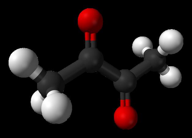 diacetyl-3d-balls