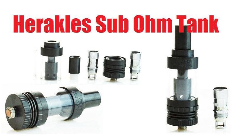 The 3 Most Cloud Chasing Sub-Ohm Tanks Every Vaper Should Have (2/4)
