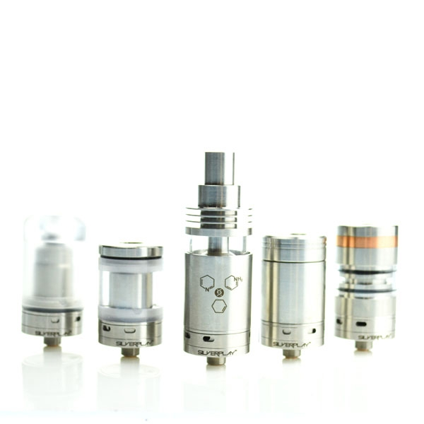 Clearomizer, RDA or RTA: Which One Is For Me? (3/3)