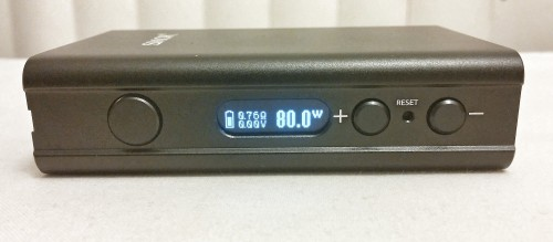 smok m80 xpro display