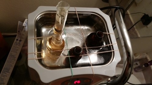 ultrasonic e-juice steeping