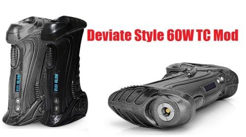 deviate style 60w tc mod