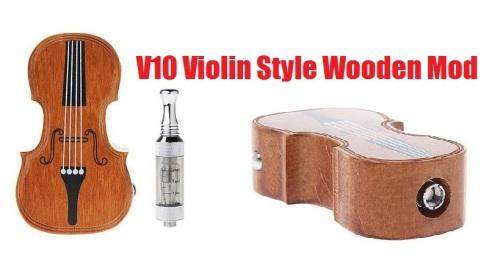 v10 violin style mod