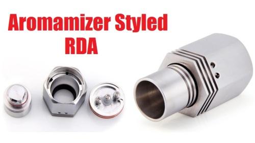 aromamizer styled rda