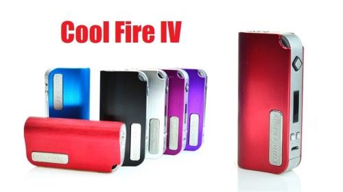 cool fire 4 40w box mod