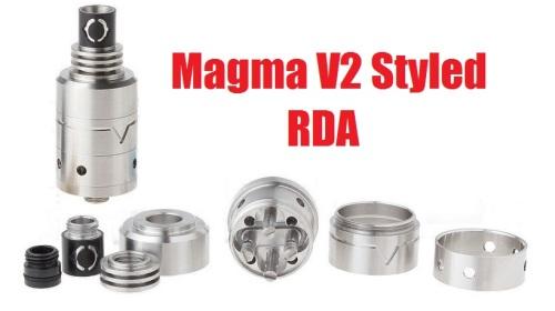 magma v2 styled rda