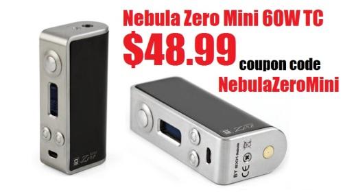 nebula zero 60w tc promo