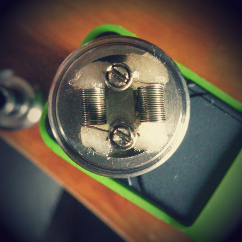 nickel coil build