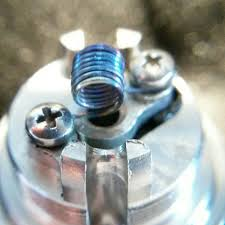 titanium coil build