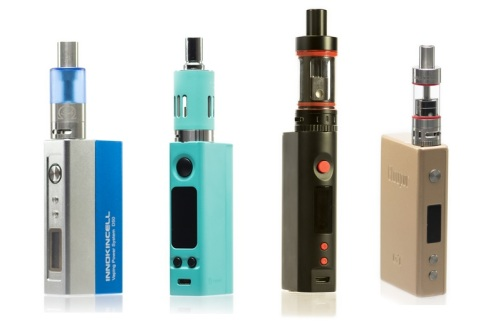 4 starter mod kits for first time vapers