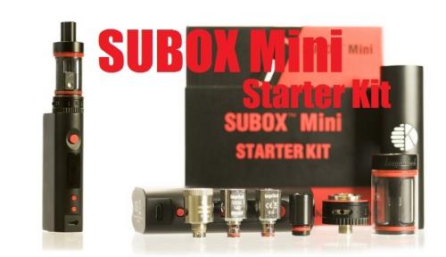 subox mini satarter kit