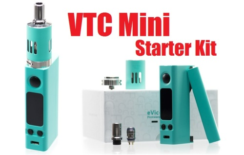 vtc mini 60w starter kit