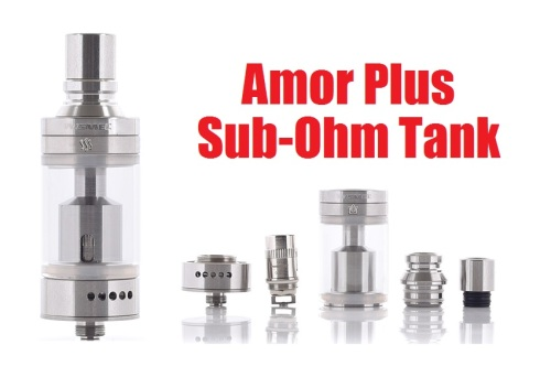 amor plus sub ohm tank