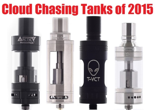 cloud chasing tanks of 2015