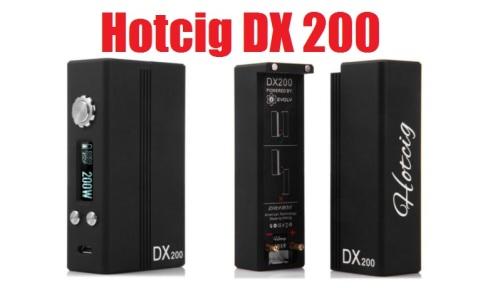 hotcig dx 200