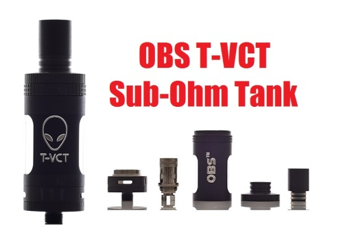 OBS T VCT Sub-Ohm Tank