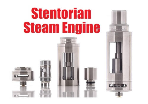 stentorian steam engine