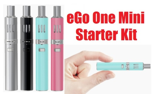 eGo One Mini Starter Kit