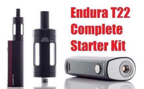 Endura T22 Complete Starter Kit