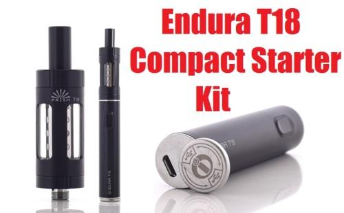 Innokin Endura T18 Compact Starter Kit