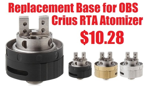 replacement base obs crius