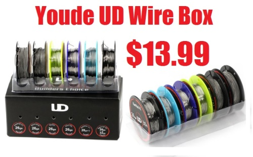 youde ud wire box