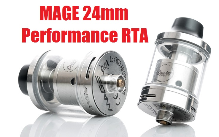 Coil Art Mage 24mm Performance RTA