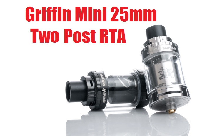 Griffin Mini 25mm Two Post RTA