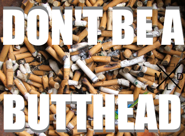 The Devastating Impact of Cigarette Butts on the Environment